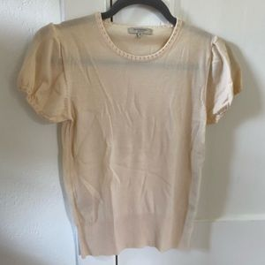 Burberry Wool Fitted Top!